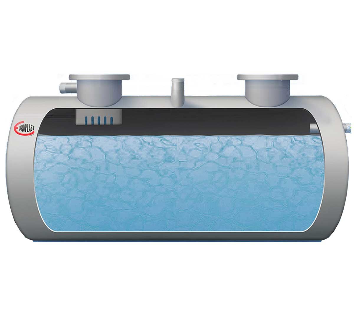 depostio agua